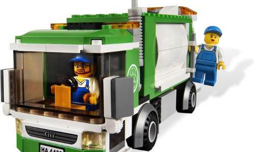 La ley del camión de basura